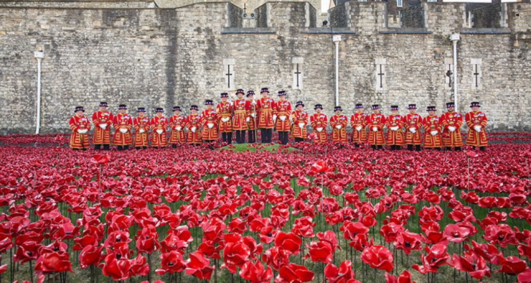 World War I 100 Years on: 2018 Remembrance Day